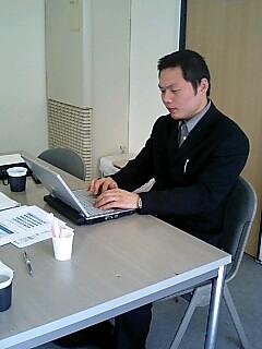 マイネット・ジャパンnewsing2B ご担当の綱島さん